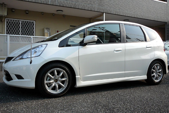 Used Cars Richmond Va >> JDM GE8 with RS Watanabe - Unofficial Honda FIT Forums
